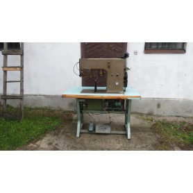 LaMocassino stitching machine model: 2000 for moccasin