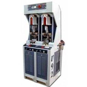 VIFAMA V92 - 04 BACKPART MOULDING MACHINE BY HEAT OR HEAT/COLD SYSTEM