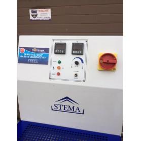 Wyciąg pochłaniacz pyłowy z płaszczem wodnym USM