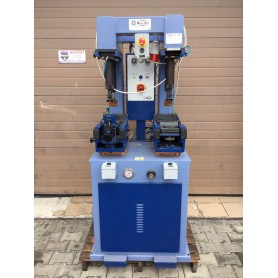Hydraulic press for gluing MEC VAL soles