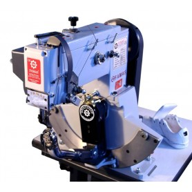 FAMAS 224 DOUBLE THREAD SOLE SIDE SEWING MACHINE (WITH SPOOL)