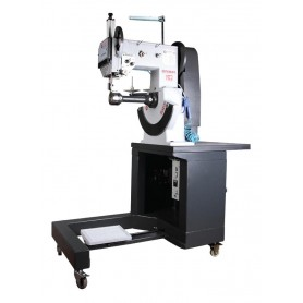 FAMAS - 2000AS DOUBLE THREAD SOLE SIDE SEWING MACHINE (WITH SPOOL)