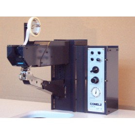 Comelz SPT4 New Seam pressing and taping machine