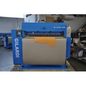 GILARDI GL13SC 1000/1600 NEW PUNCHING ENGRAVING MACHINE