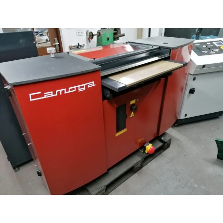 Camoga C620 splitting machine