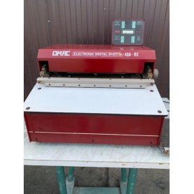 OMAC 450 RC Line edge winder for materials