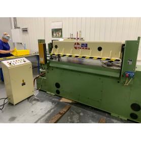 KAEV SCHON 6005/40 CUTTING BEAM MACHINE WITH RETURNING HAMMER